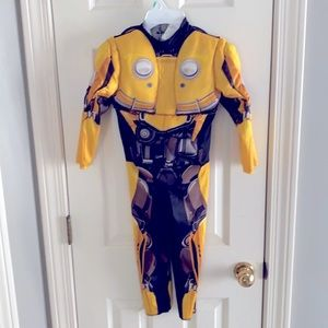 Bumble Bee (Transformers) for boys for Halloween